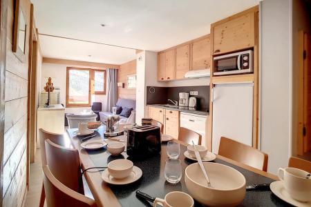 Vacances en montagne Appartement 3 pièces 8 personnes (124) - Résidence Aconit - Les Menuires