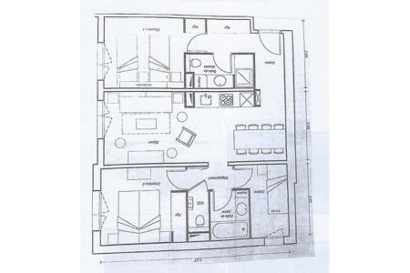 Vacances en montagne Appartement 3 pièces 8 personnes (224) - Résidence Aconit - Les Menuires