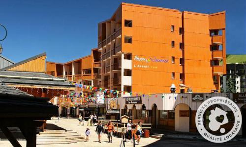 Location Les Menuires : Résidence Aconit - Maeva Home été
