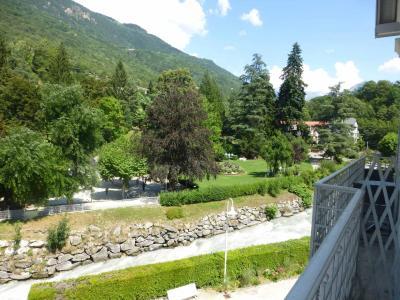 Location au ski Studio 2 personnes (7) - Residence Acquadora - Brides Les Bains - Extérieur été