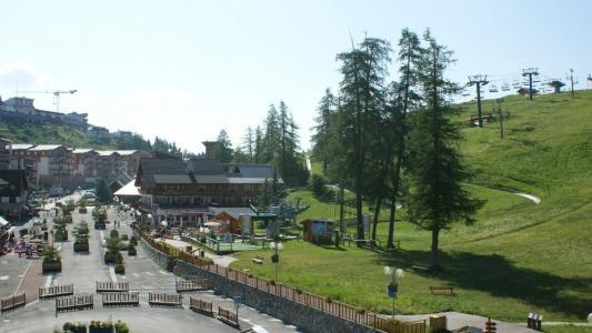 Аренда на лыжном курорте Résidence Adonis Valberg - Valberg / Beuil - летом под открытым небом