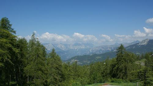 Location au ski Residence Adonis Valberg - Valberg / Beuil - Extérieur été