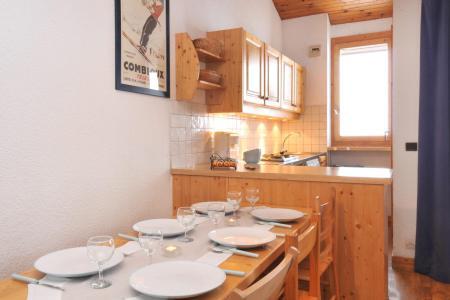Wakacje w górach Apartament 3 pokojowy z antresolą 7 osób (420) - Résidence Agate - La Plagne