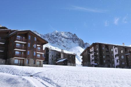 Wakacje w górach Studio 4 osoby (123) - Résidence Agate - La Plagne