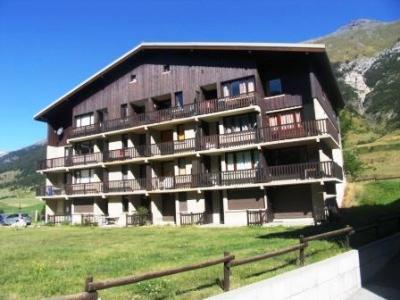 Location au ski Studio mezzanine 4 personnes (072) - Residence Aiglon - Val Cenis - Extérieur été