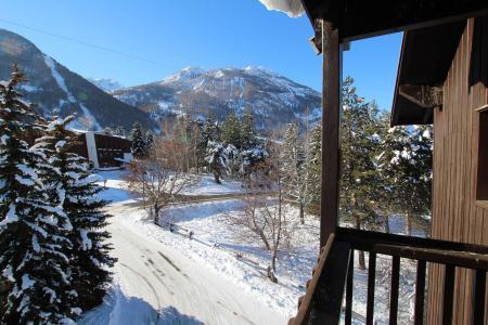Location au ski Résidence Aiglon - Serre Chevalier - Extérieur été