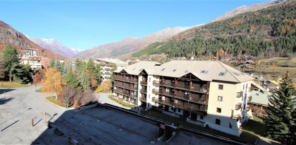 Vacances en montagne Studio coin montagne 4 personnes (003) - Résidence Aiglon - Serre Chevalier - Extérieur été