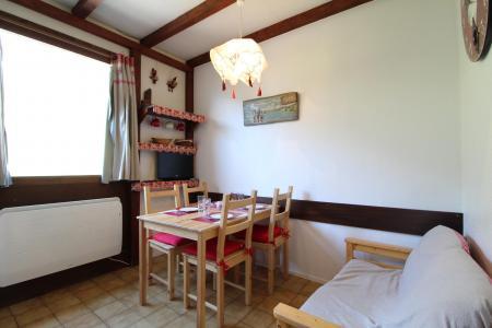 Urlaub in den Bergen Mezzanin-Studio für 4 Personen (072) - Résidence Aiglon - Val Cenis - Wohnzimmer