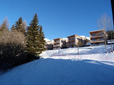 Vacances en montagne Appartement 1 pièces mezzanine 5 personnes (AG1525) - Résidence Aiguille Grive Bat I - Les Arcs