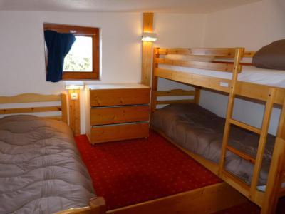 Vacances en montagne Appartement 2 pièces mezzanine 6 personnes (1406) - Résidence Aiguille Grive Bat I - Les Arcs - Cabine