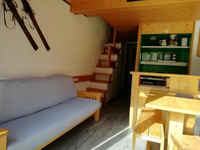 Vacances en montagne Studio mezzanine 5 personnes (2112) - Résidence Aiguille Grive Bat II - Les Arcs