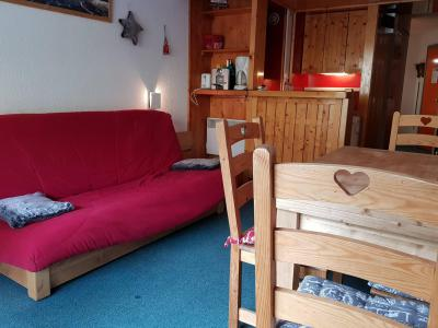 Vacances en montagne Studio coin montagne 4 personnes (244) - Résidence Aiguille Rouge - Les Arcs