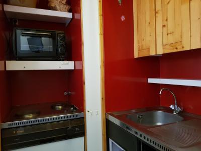 Vacances en montagne Studio coin montagne 4 personnes (406) - Résidence Aiguille Rouge - Les Arcs
