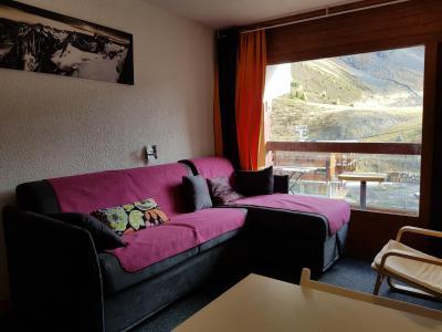 Vacances en montagne Studio coin montagne 4 personnes (432) - Résidence Aiguille Rouge - Les Arcs