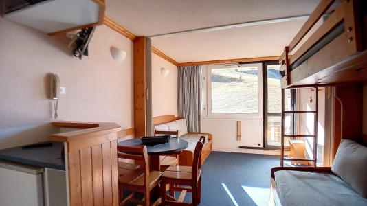Holiday in mountain resort Studio 4 people (A2F22) - Résidence Aime 2000 - Flèche - La Plagne