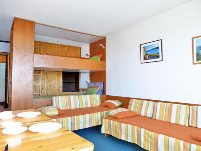 Holiday in mountain resort Studio sleeping corner 4 people (A2F119) - Résidence Aime 2000 - Flèche - La Plagne - Seat bed- pull out bed