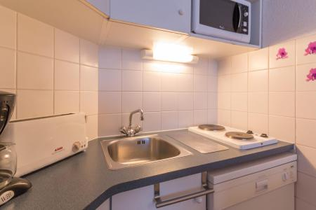 Holiday in mountain resort 2 room apartment 4 people (A2N143) - Résidence Aime 2000 - le Diamant - La Plagne - Kitchenette