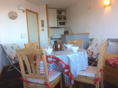 Holiday in mountain resort 2 room apartment 4 people (A2N143) - Résidence Aime 2000 - le Diamant - La Plagne - Living room