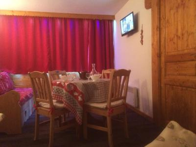 Holiday in mountain resort 2 room apartment 4 people (A2N143) - Résidence Aime 2000 - le Diamant - La Plagne - Table