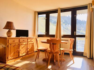 Holiday in mountain resort Studio cabin 4 people (O49) - Résidence Aime 2000 - le Diamant - La Plagne