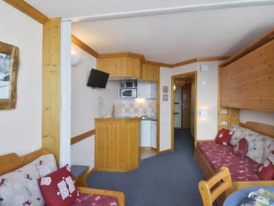 Holiday in mountain resort Studio 4 people (149) - Résidence Aime 2000 - le Diamant - La Plagne