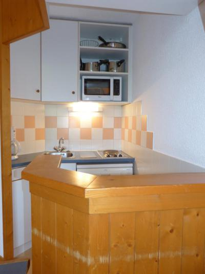 Holiday in mountain resort Divisible studio 4 people (H55) - Résidence Aime 2000 - le Diamant - La Plagne
