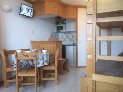 Holiday in mountain resort Studio 4 people (A2H54) - Résidence Aime 2000 - le Diamant - La Plagne - Living room