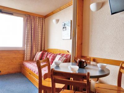 Holiday in mountain resort Studio 4 people (132) - Résidence Aime 2000 Paquebot des Neiges - La Plagne