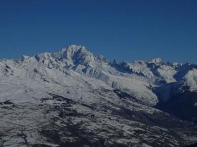 Holiday in mountain resort Studio 4 people (151) - Résidence Aime 2000 Paquebot des Neiges - La Plagne