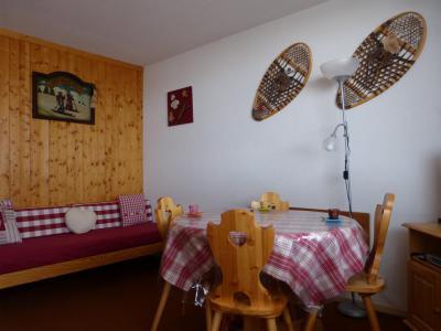Holiday in mountain resort Studio sleeping corner 4 people (49) - Résidence Aime 2000 Paquebot des Neiges - La Plagne