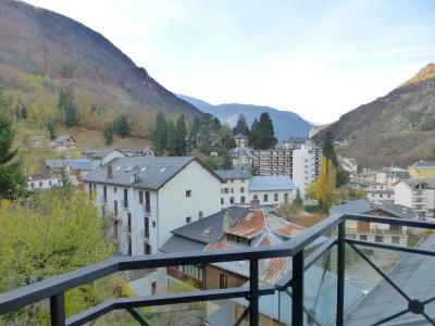 Vacances en montagne Résidence Alba - Brides Les Bains - Extérieur été