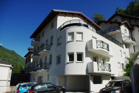 Vacances en montagne Appartement 3 pièces 6 personnes (20) - Résidence Alba - Brides Les Bains - Extérieur été