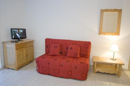 Vacances en montagne Appartement 3 pièces 6 personnes (20) - Résidence Alba - Brides Les Bains - Canapé-lit