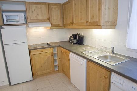 Vacances en montagne Appartement 3 pièces 6 personnes (20) - Résidence Alba - Brides Les Bains - Kitchenette