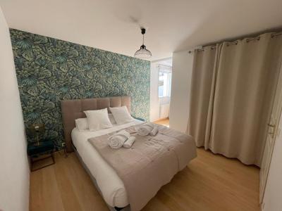 Vacances en montagne Appartement 4 pièces cabine 7 personnes (3) - Résidence Alba - Brides Les Bains - Chambre