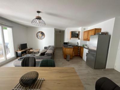 Vacances en montagne Appartement 4 pièces cabine 7 personnes (3) - Résidence Alba - Brides Les Bains - Cuisine