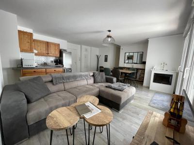 Vacances en montagne Appartement 4 pièces cabine 7 personnes (3) - Résidence Alba - Brides Les Bains - Séjour