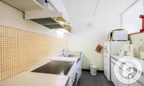 Wakacje w górach Apartament 2 pokojowy 6 osób (Confort 44m²-3) - Résidence Aldébaran - Maeva Home - Flaine - Aneks kuchenny