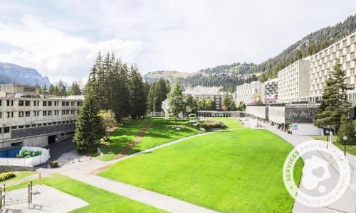 Wakacje w górach Apartament 2 pokojowy 6 osób (Confort 44m²-3) - Résidence Aldébaran - Maeva Home - Flaine - Na zewnątrz latem
