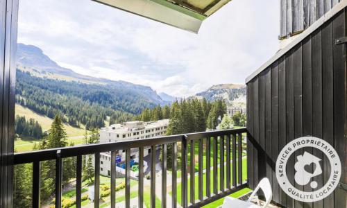 Wakacje w górach Apartament 2 pokojowy 6 osób (Confort 43m²-8) - Résidence Aldébaran - Maeva Home - Flaine - Na zewnątrz latem