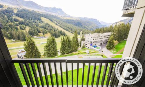 Wakacje w górach Apartament 2 pokojowy 6 osób (Budget 47m²-8) - Résidence Aldébaran - Maeva Home - Flaine - Na zewnątrz latem