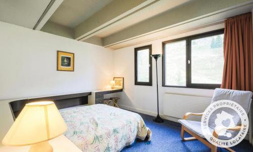 Wakacje w górach Apartament 2 pokojowy 6 osób (Budget 47m²-8) - Résidence Aldébaran - Maeva Home - Flaine - Łóżkem małżeńskim