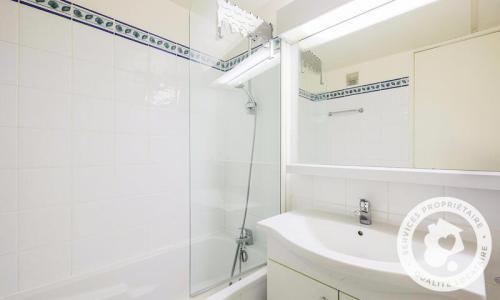Wakacje w górach Apartament 2 pokojowy 6 osób (Confort 43m²-4) - Résidence Aldébaran - Maeva Home - Flaine - Wanną