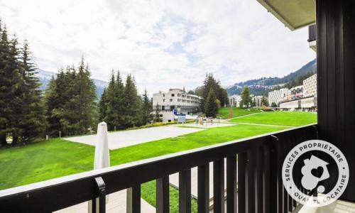 Wakacje w górach Apartament 2 pokojowy 8 osób (Budget 32m²-1) - Résidence Aldébaran - Maeva Home - Flaine - Na zewnątrz latem