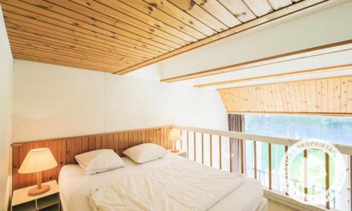 Wakacje w górach Apartament 2 pokojowy 8 osób (Budget 32m²-1) - Résidence Aldébaran - Maeva Home - Flaine - Łóżkem małżeńskim