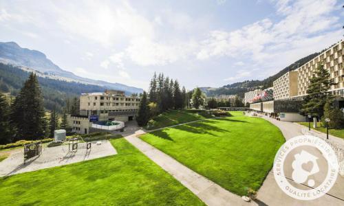 Wakacje w górach Apartament 3 pokojowy 8 osób (Confort 58m²-2) - Résidence Aldébaran - Maeva Home - Flaine - Na zewnątrz latem
