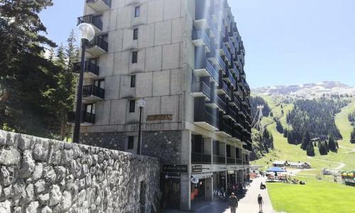 Wakacje w górach Résidence Aldébaran - Maeva Home - Flaine - Na zewnątrz latem