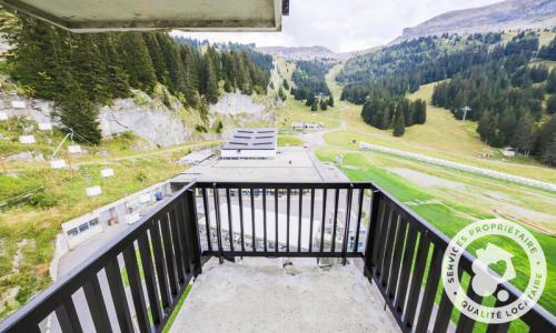 Wakacje w górach Studio z alkową 4 osoby (Confort 28m²-5) - Résidence Aldébaran - Maeva Particuliers - Flaine