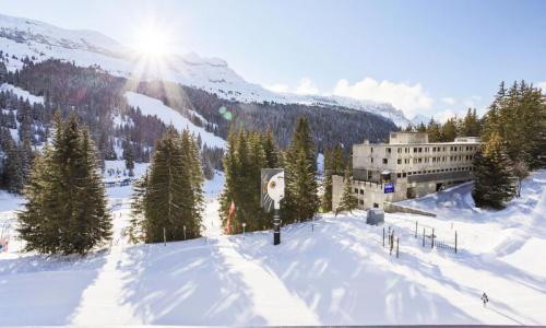 Wakacje w górach Apartament 2 pokojowy 6 osób (Confort 43m²-4) - Résidence Aldébaran - Maeva Particuliers - Flaine