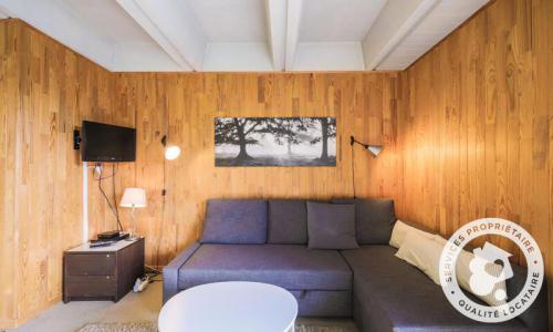 Wakacje w górach Apartament 2 pokojowy 6 osób (Confort 43m²-4) - Résidence Aldébaran - Maeva Particuliers - Flaine - Pokój gościnny